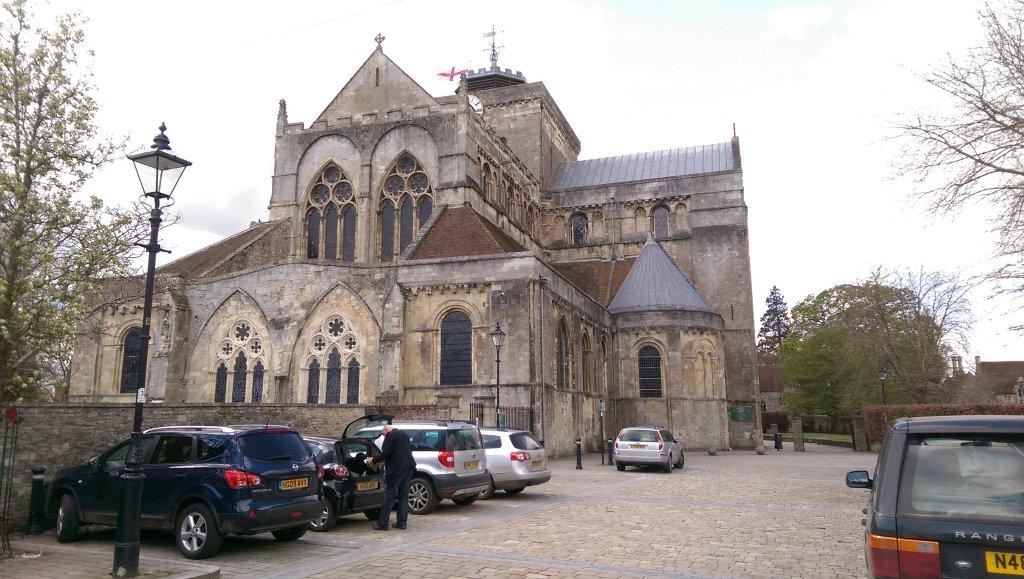 Concert à Romsey Abbey au Royaume-Uni le 23 avril 2016 Cgus_d11