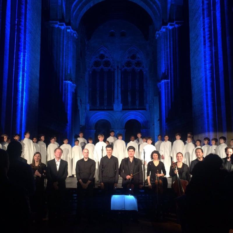 Concert à Romsey Abbey au Royaume-Uni le 23 avril 2016 Cgwbuc10