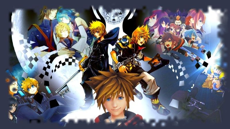Kingdom Hearts News Adventures RPG