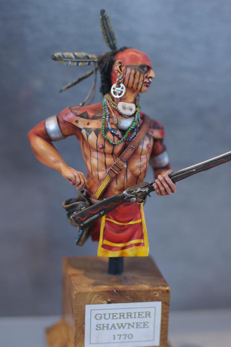Guerrier Shawnee 1770 Sutt7412