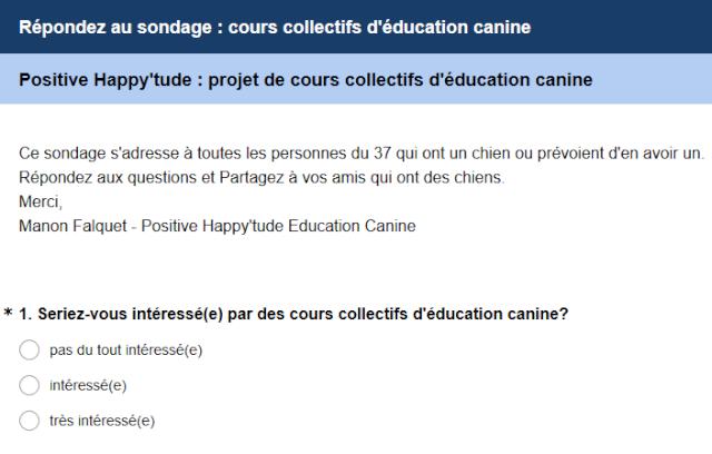 Positive happy'tude - Education Canine en L'Indre-et-Loire (37) Sondag11