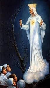 Apparition de La Vierge Marie à Beauraing du 29 novembre 1932 au 3 janvier 1933 Appari10