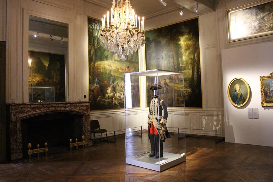 Exposition Louis XV à Fontainebleau en 2016 12524210