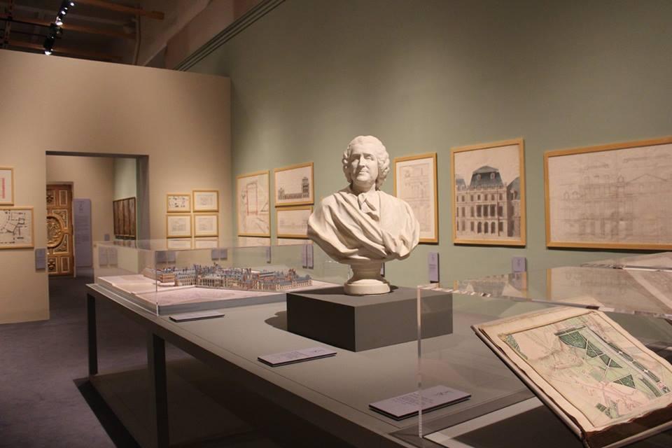 Exposition Louis XV à Fontainebleau en 2016 12924410
