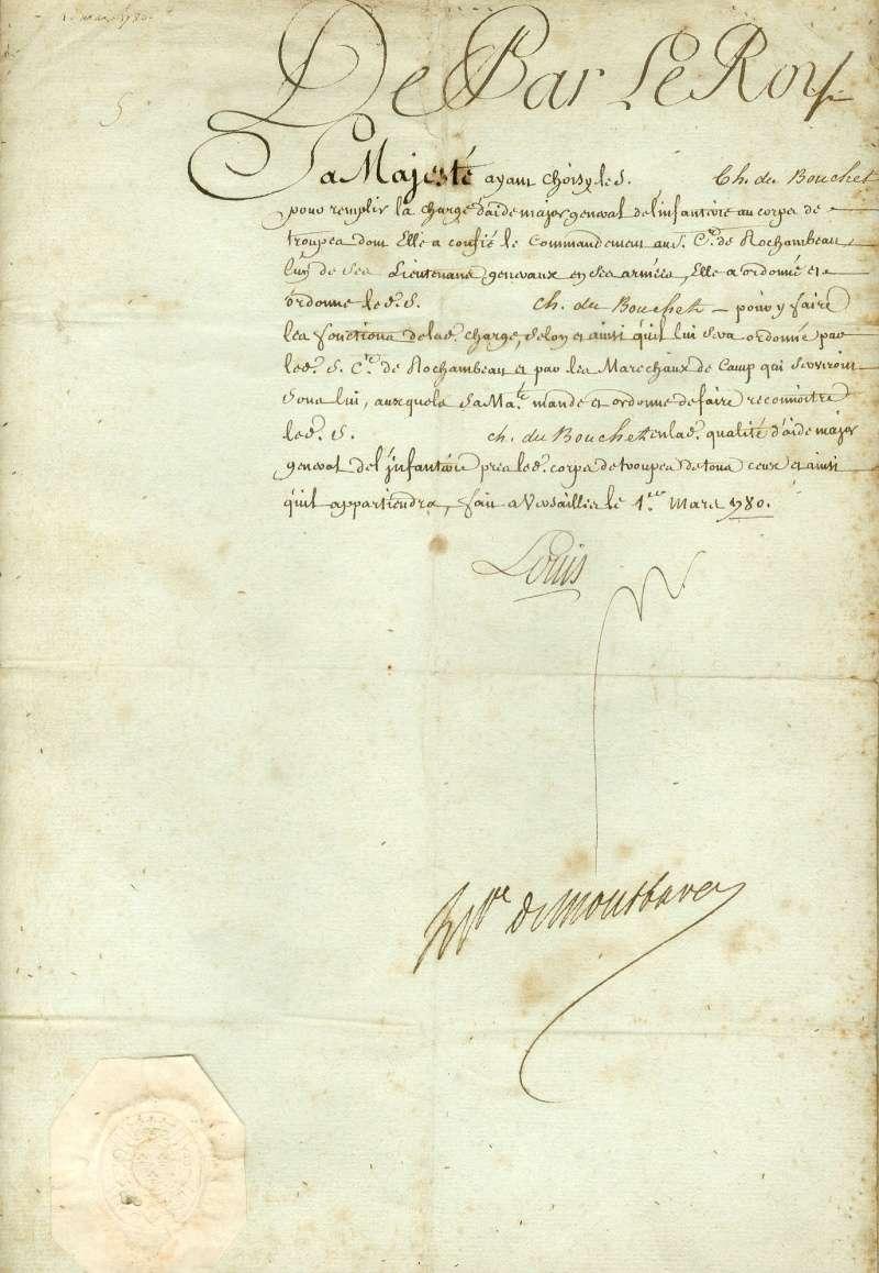 Exposition Versailles et l'Indépendance américaine 14630410