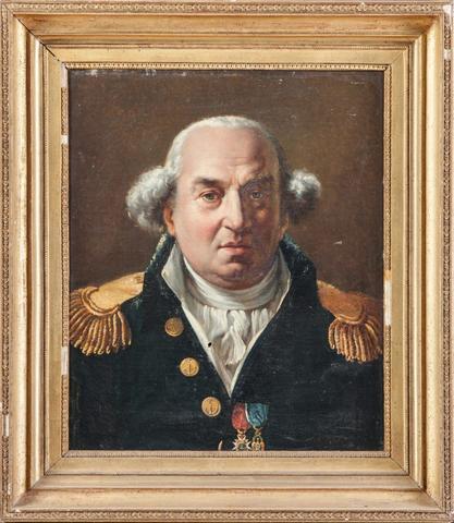 Exposition Versailles et l'Indépendance américaine 17221910