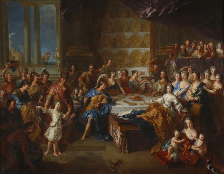 La duchesse du Maine, princesse artiste au château de Sceaux 39167_10