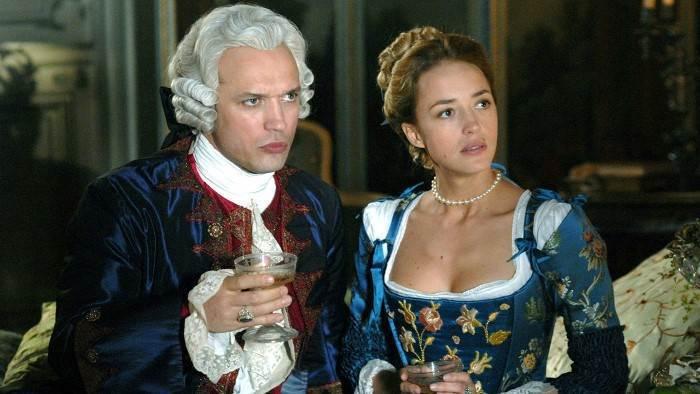 Jeanne Poisson, marquise de Pompadour (téléfilm) Emi_7110