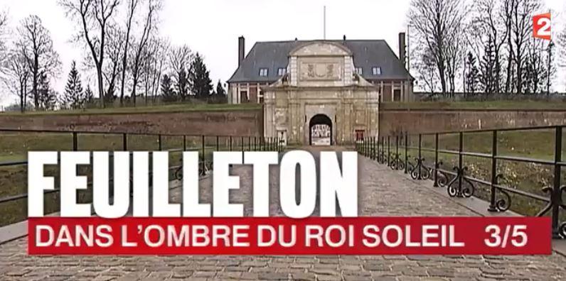 France2 13h : le tricentenaire de la mort de Louis XIV  Feuill10