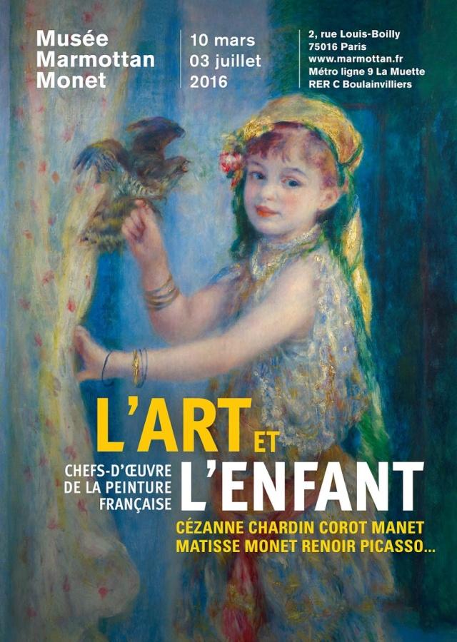L' Art et l'enfant. Chefs-d'œuvre de la peinture française Flyer_10