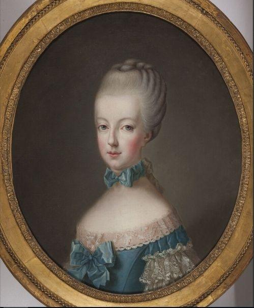 Exposition Louis XV à Fontainebleau en 2016 Marie_10