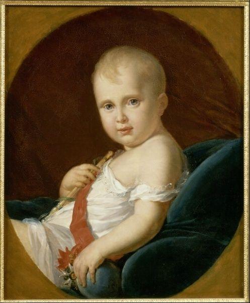 L' Art et l'enfant. Chefs-d'œuvre de la peinture française Napoly10