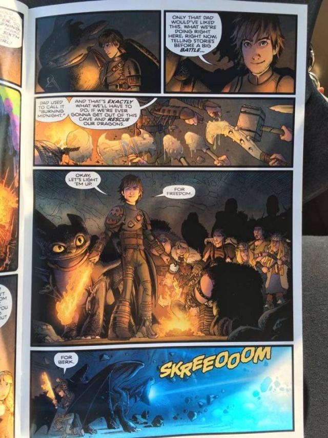 [20th Century Fox] Dragons 2 (2014) - Page 10 13115611