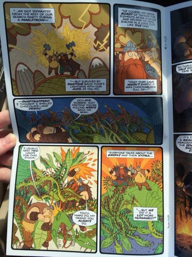 [20th Century Fox] Dragons 2 (2014) - Page 10 13140511