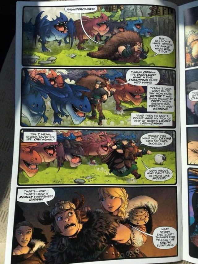 [20th Century Fox] Dragons 2 (2014) - Page 10 13140610
