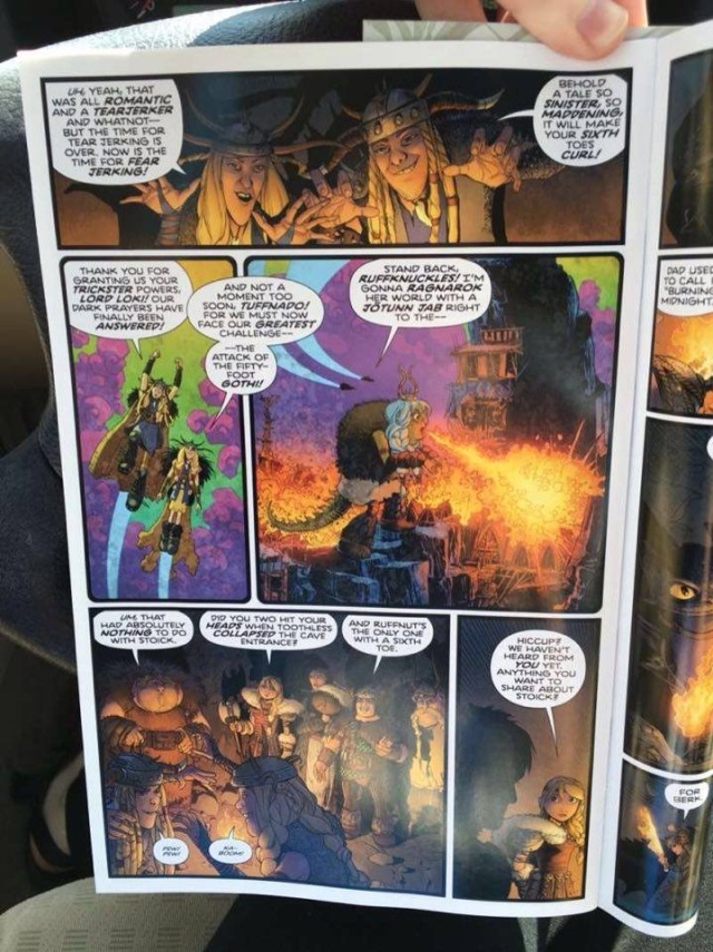 [20th Century Fox] Dragons 2 (2014) - Page 10 13152710