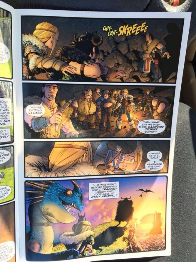 [20th Century Fox] Dragons 2 (2014) - Page 10 13152810