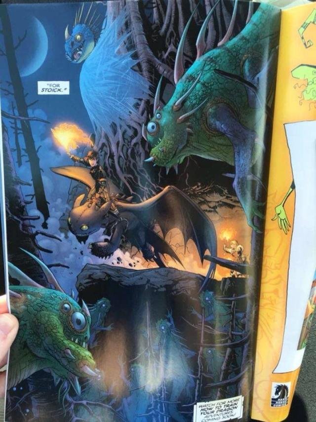 [20th Century Fox] Dragons 2 (2014) - Page 10 13162510