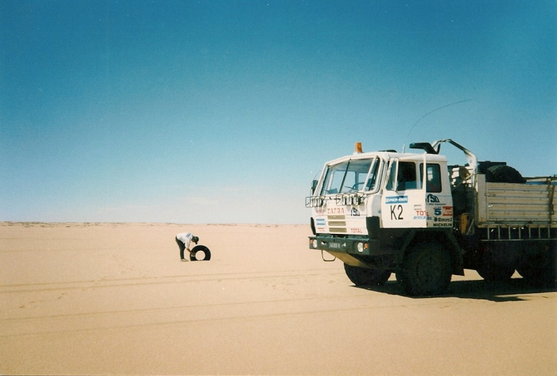Paris-Dakar ... Le vrai Numyri12