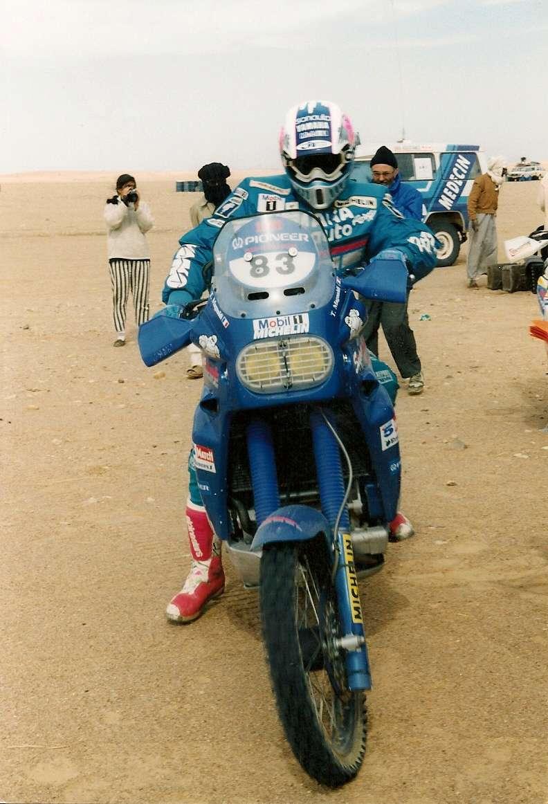 Paris-Dakar ... Le vrai Numyri26
