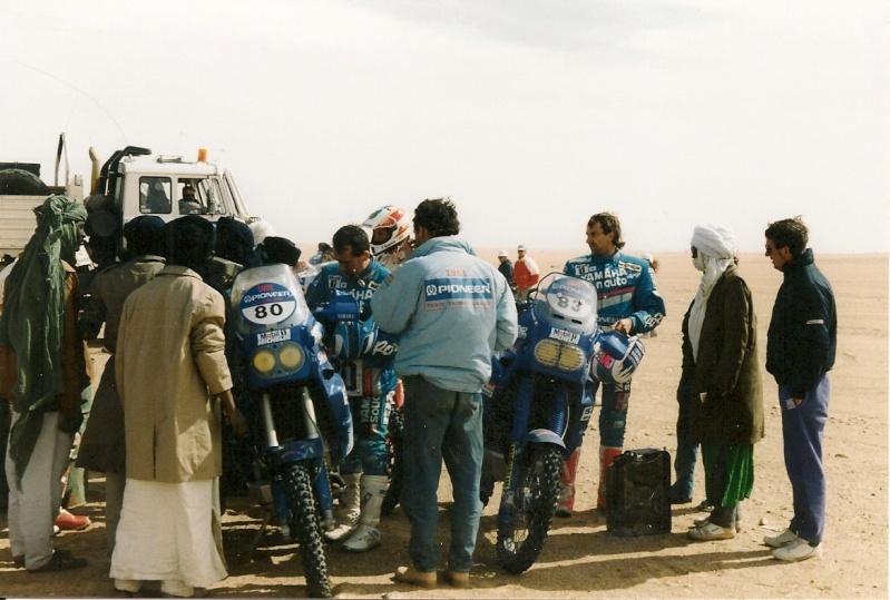 Paris-Dakar ... Le vrai Numyri28