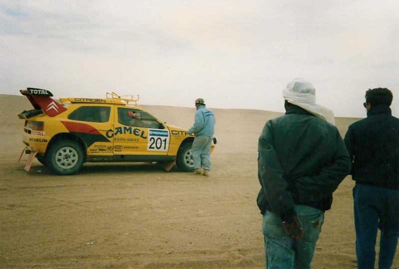 Paris-Dakar ... Le vrai Numyri31