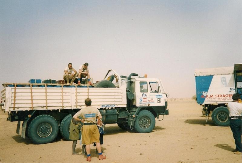 Paris-Dakar ... Le vrai Numyri33