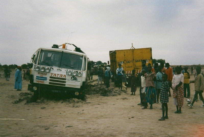 Paris-Dakar ... Le vrai Numyri34