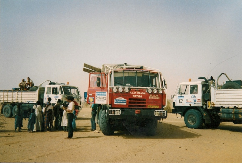 Paris-Dakar ... Le vrai Numyri35