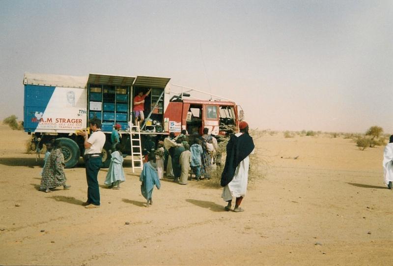 Paris-Dakar ... Le vrai Numyri37
