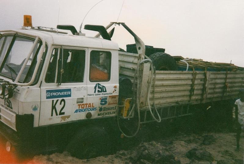 Paris-Dakar ... Le vrai Numyri38