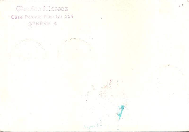 nach - Südamerikafahrt 1930, Post nach Lakehurst - Seite 4 Saar_s10