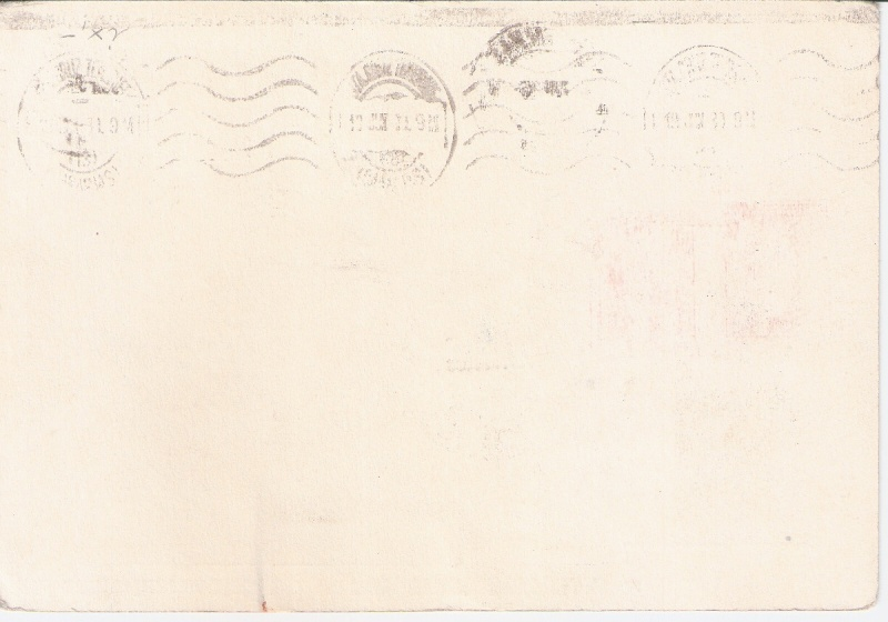Südamerikafahrt 1930, Post nach Praia (Kapverdische Inseln) Santa_12