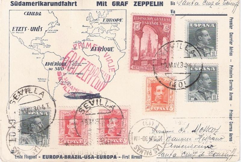 nach - Südamerikafahrt 1930, Post nach Praia (Kapverdische Inseln) Santa_13