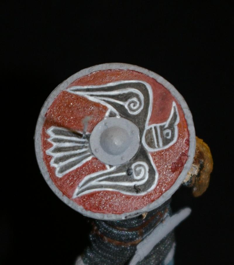 Figurine viking Boucli10