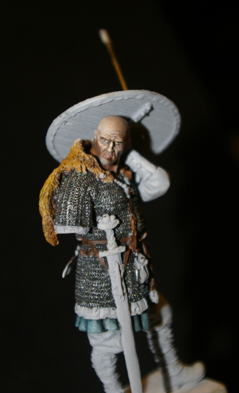 Figurine viking Boucli12