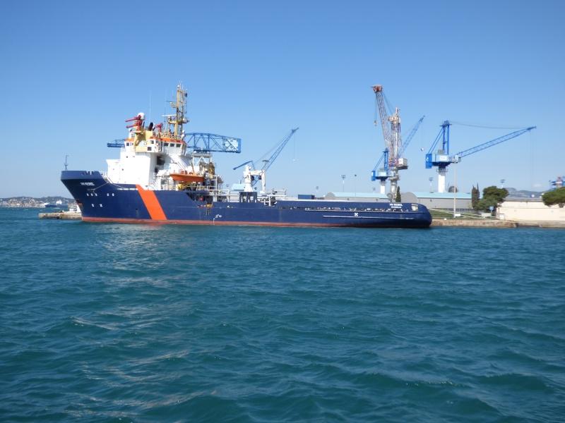 [Les Ports Militaires de Métropole] Visite de la rade de Toulon - Page 7 P1010746