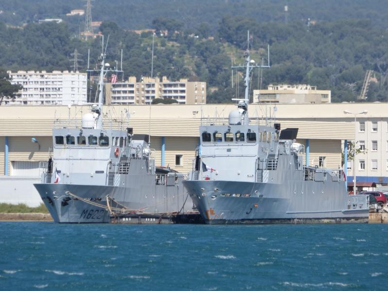 [Les Ports Militaires de Métropole] Visite de la rade de Toulon - Page 7 P1010747