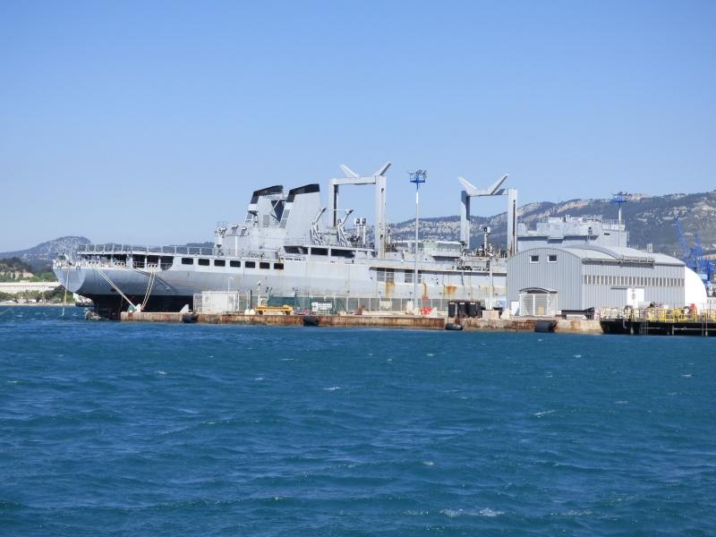 [Les Ports Militaires de Métropole] Visite de la rade de Toulon - Page 7 P1010748