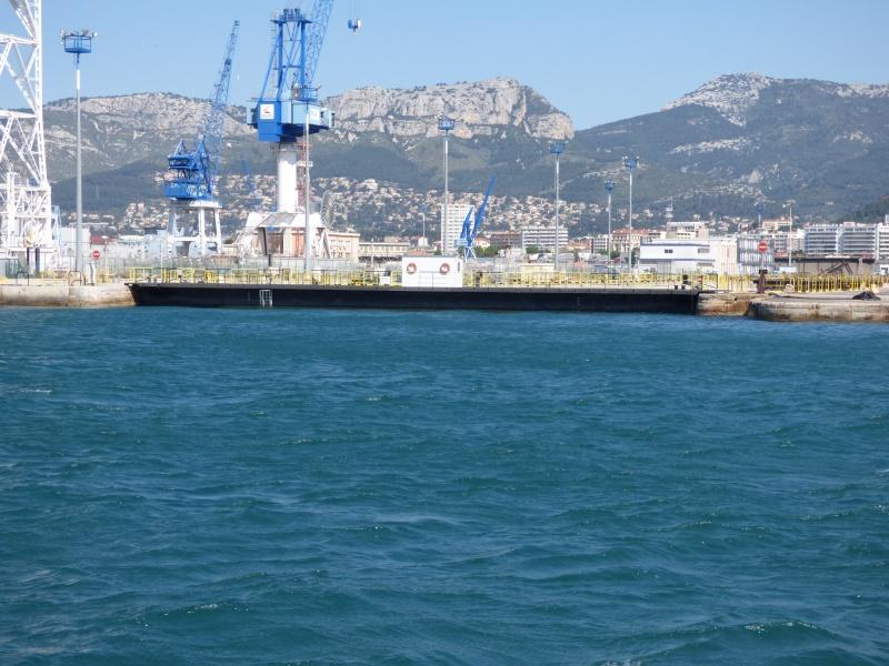 [Les Ports Militaires de Métropole] Visite de la rade de Toulon - Page 7 P1010749