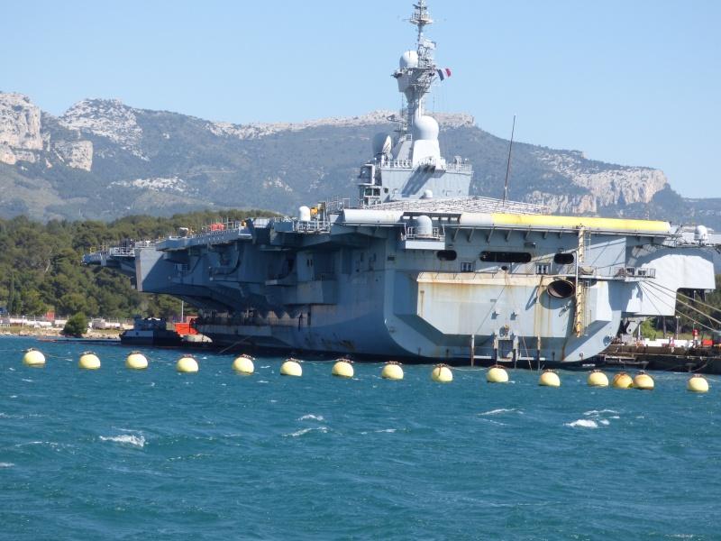 [Les Ports Militaires de Métropole] Visite de la rade de Toulon - Page 7 P1010831