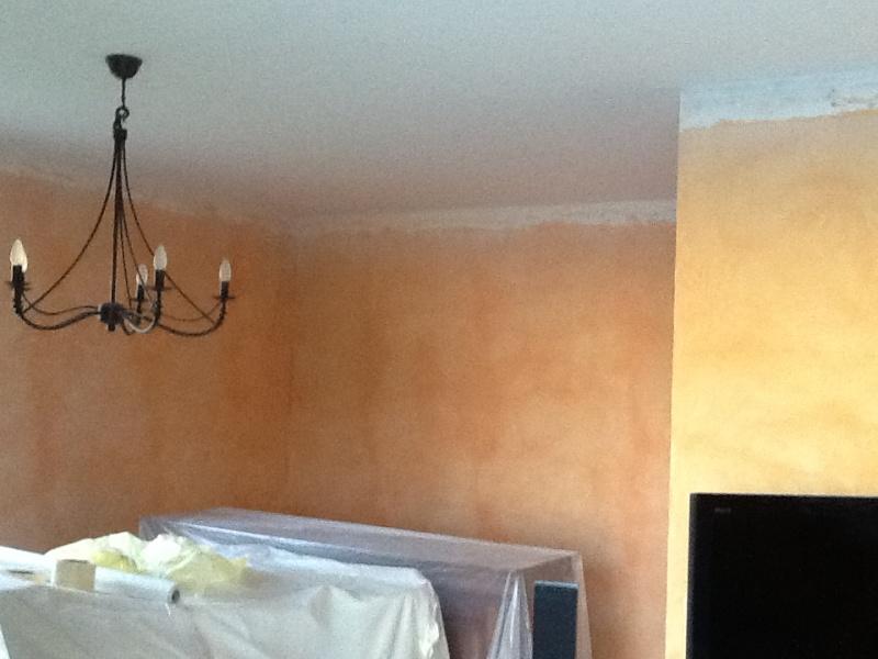 Comment changer facilement un enduit mural intérieur ? Image47