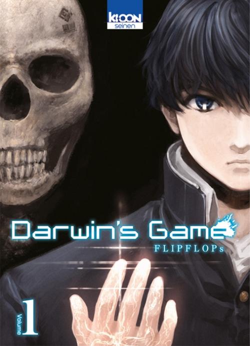 FLIPFLOPS - Darwin's Game Vol.1 Couv1410