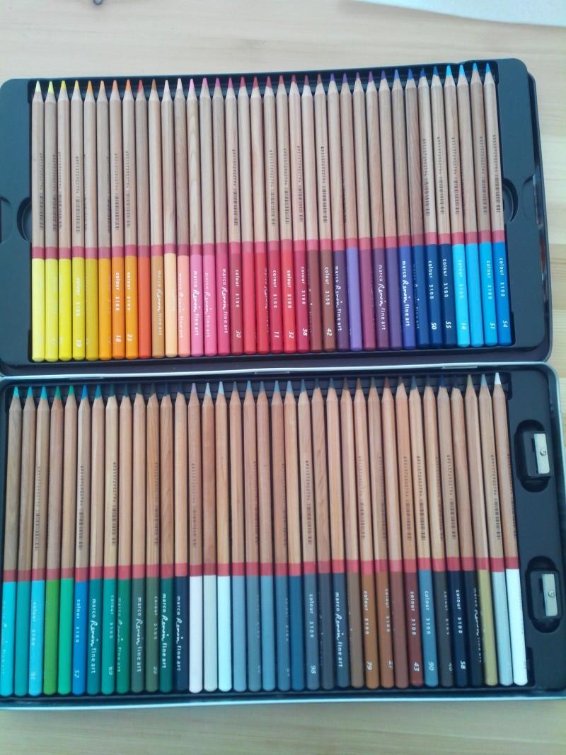 Crayon Marco renoir Crayon13