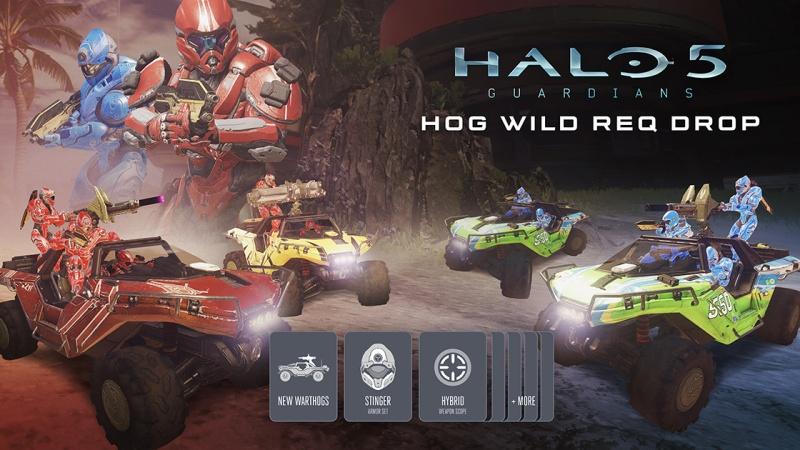 Update - Hog Wild -->12/06/16<-- ? H5-gua30