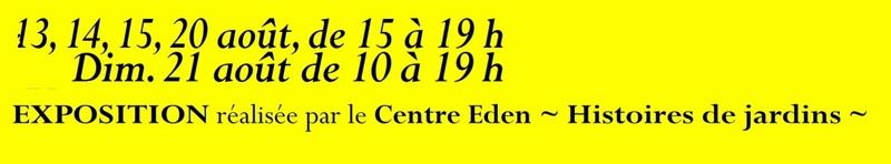 Animation mai à septembre 2016 Association de sauvegarde et de mise en valeur de Saint-Clément-sur-Guye. 13_aou10