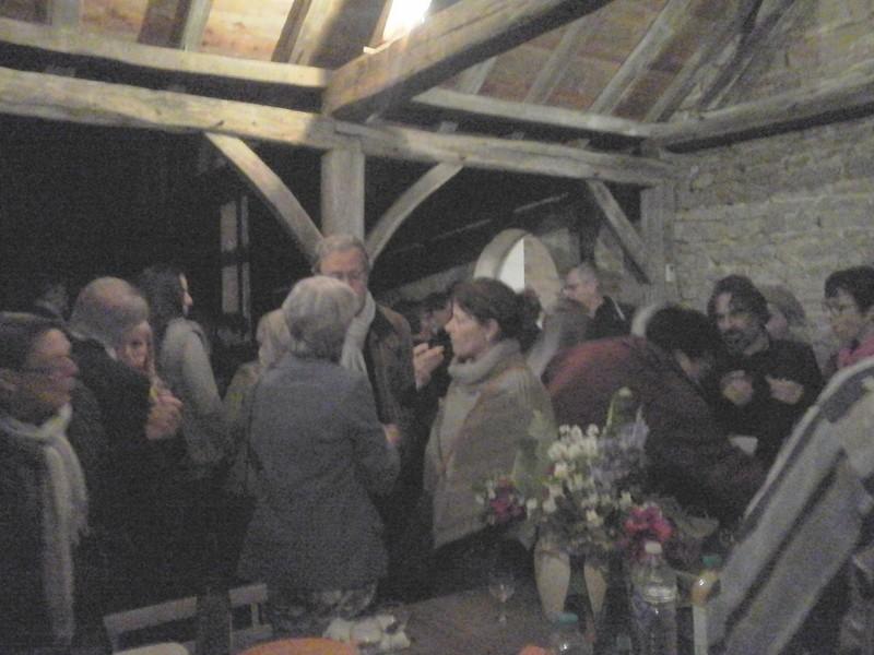 Vendredi 20 mai 20.30 Concert Voix You Voix Yelles proposé par Culture et patrimoine à La Chapelle sous Brancion 20160512