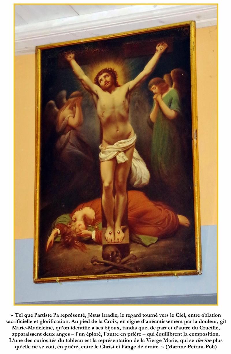 Cérémonie d'inauguration du Christ en Croix organisée à l'initiative de Lugny Patrimoine en lien avec la commune de Lugny  5_copi12