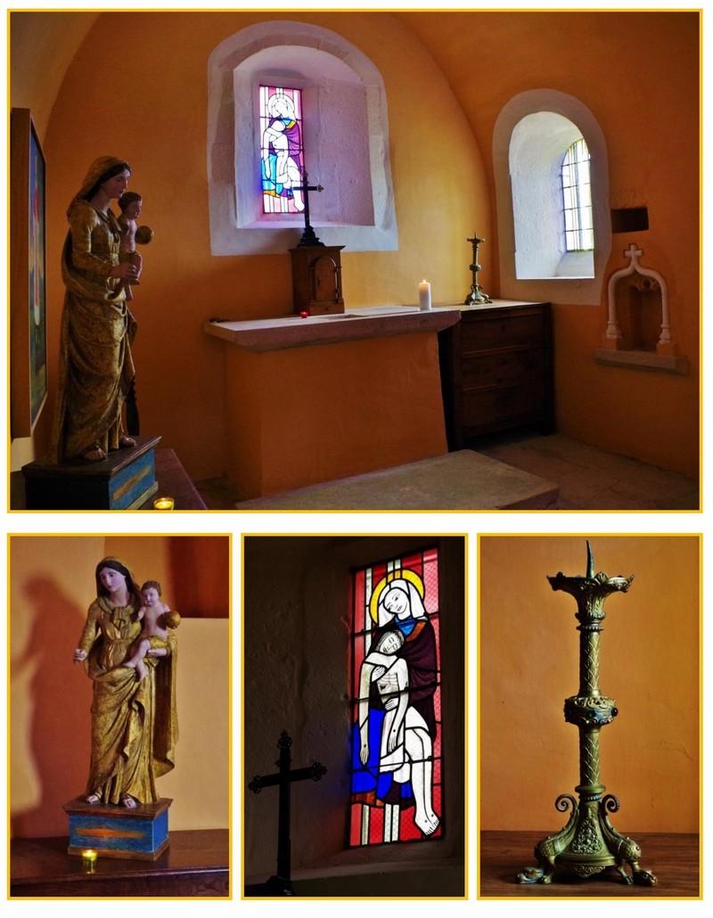Cérémonie d'inauguration du Christ en Croix organisée à l'initiative de Lugny Patrimoine en lien avec la commune de Lugny  6_copi11