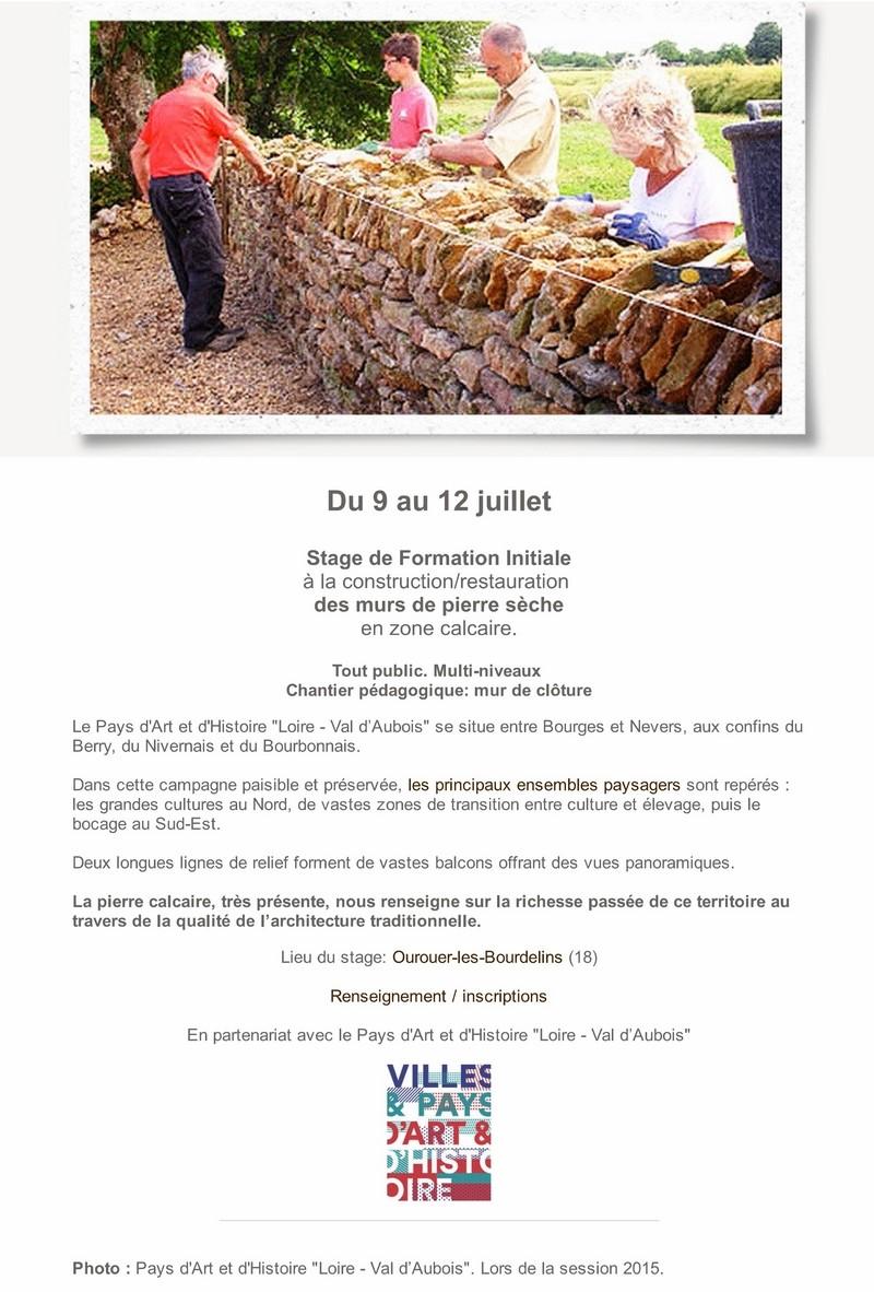 """Pierre qui roule  Saison 14 - Spécial """"Printemps de la pierre sèche"""" 7_copi10"""